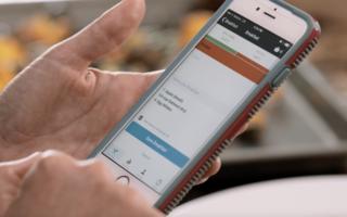 Tiny metpro app