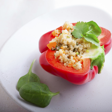 Small stuffed pepper