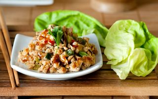 Tiny lettuce wraps preview