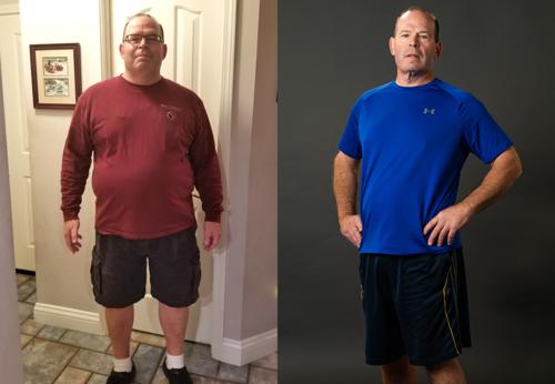 Bob L.'s MetPro Transformation Story photo